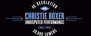 Christie Boxer 4K30のサムネイル
