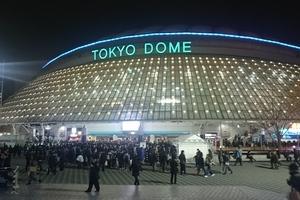 WBCを観戦してきました
