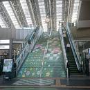 〈2017.5.22〉大阪駅が緑広がる公園に!!