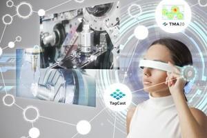 〈2017.6.16〉タブレット・スマートグラスを使った工場見学システムに位置情報技術を提供