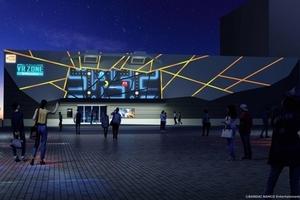 〈2017.6.14〉ネイキッドの最先端アートで、時間や季節によって変化する新しい施設演出を実現