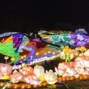〈2017.6.21〉伊豆ぐらんぱる公園  一夜限りの光と音の宴を開催
