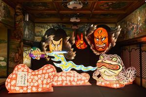〈2017.7.18〉アートイルミネーション 「和のあかり×百段階段展 2017」を8月27日(日)まで開催