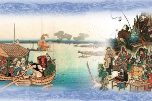 〈2017.10.3〉江戸の川端文化の体験イベントを1日限りで開催!