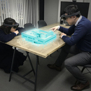 〈2018.2.23〉建築業界の設計デザイン検討の現場向けにHoloLensを用いた3Dモデルチェックソリューション「ホロスケ」