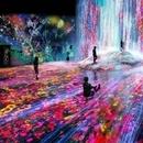 〈2018.9.13〉森ビル デジタルアートミュージアム:エプソン チームラボ ボーダレス来場者数50万人突破、オープン以降チケット完売続く