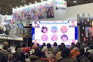 〈2019.1.8〉LM TOKYO、「コミックマーケット95」にLEDビジョンを設置