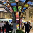 デジタルサイネージジャパン2019のBOEジャパン ブース