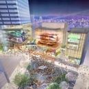 2020年に完成する「Hareza池袋」の新広告媒体「ハレスタLEDビジョン」が10月先行放映