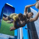 "ZEPPELINが電通デジタル、KDDIと業務提携、""東京中のビルが広告塔に変わる""ARプラットフォーム「ARaddin」提供開始"
