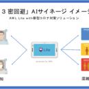 〈2020.5.26〉impactTV、AWLと協業で新型コロナウイルス対策 「3密回避」 AIサイネージ販売開始