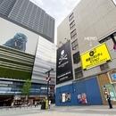 〈2020.5.20〉新宿シネシティ広場に大型屋外ビジョンが登場!繁華街の中心に高画質3.9ミリピッチ&音声あり&約30平米の大画面!
