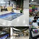 〈2020.6.11〉屋外広告や店舗装飾の仕事に加え、危機管理対策の分野でも貢献する。