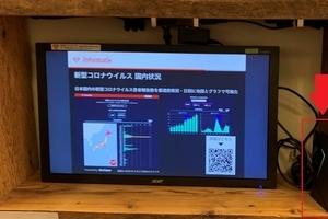 〈2020.6.17〉インフォマティクス、複数拠点への情報発信の一括管理を実現したデジタルサイネージシステム「Enplug(エンプラグ)」の取扱開始