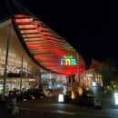 〈2020.11.9〉開業1周年の「てんしばi:na(イーナ)」、i:naにちなみ11月7日からリーフ屋根をライトアップ