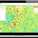 〈2021.1.26〉看板やサイネージエリアの人口マップを可視化。人口分布や性別などのエリア情報を提供