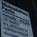 〈2021.3.15〉Doleが食料不安に警笛。アメリカの各都市に衝撃的なOOHを展開