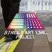 〈2021.4.30〉点字ブロックへのアートで視覚障碍者の新たな道をつくる「STREET ART LINE PROJECT」